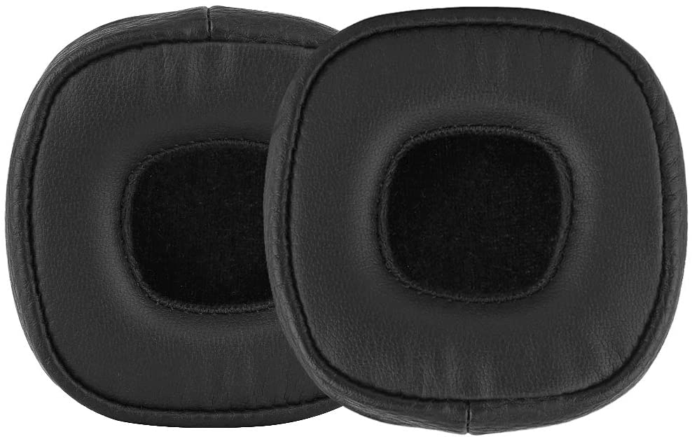 Major III,Replacement Earpads Comfortable Foam Protectors Earmuffs Ear Pads Cushions Muffs Repair Parts Compatible with Marshall Major III Wired/Wireless Bluetooth On-Ear Headphone (Black)