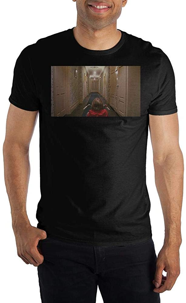 Bioworld Men's Danny Lloyd The Shining Hallway Shirt