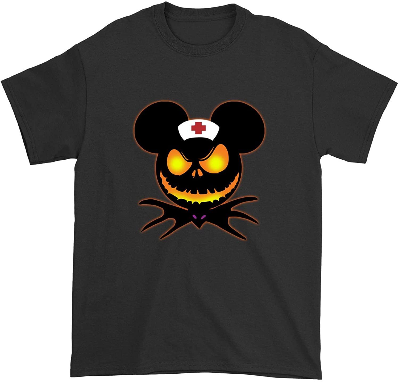 Nurse Jack Skellington T-Shirt