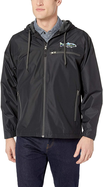 Ouray Sportswear mens Venture Windbreaker Jacket