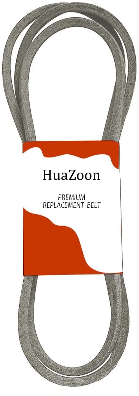 HuaZoon Replacement Kevlar Belt for Dixie Chopper 2006B112R; Scag 48799; John Deere TCU16907; Woods 20644; 5/8x114.75
