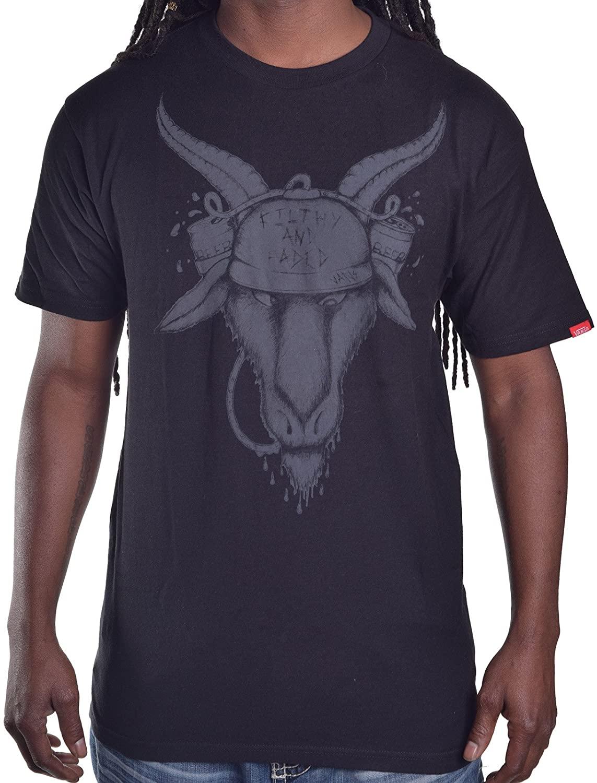 Vans Mens Double Up Graphic T-Shirt
