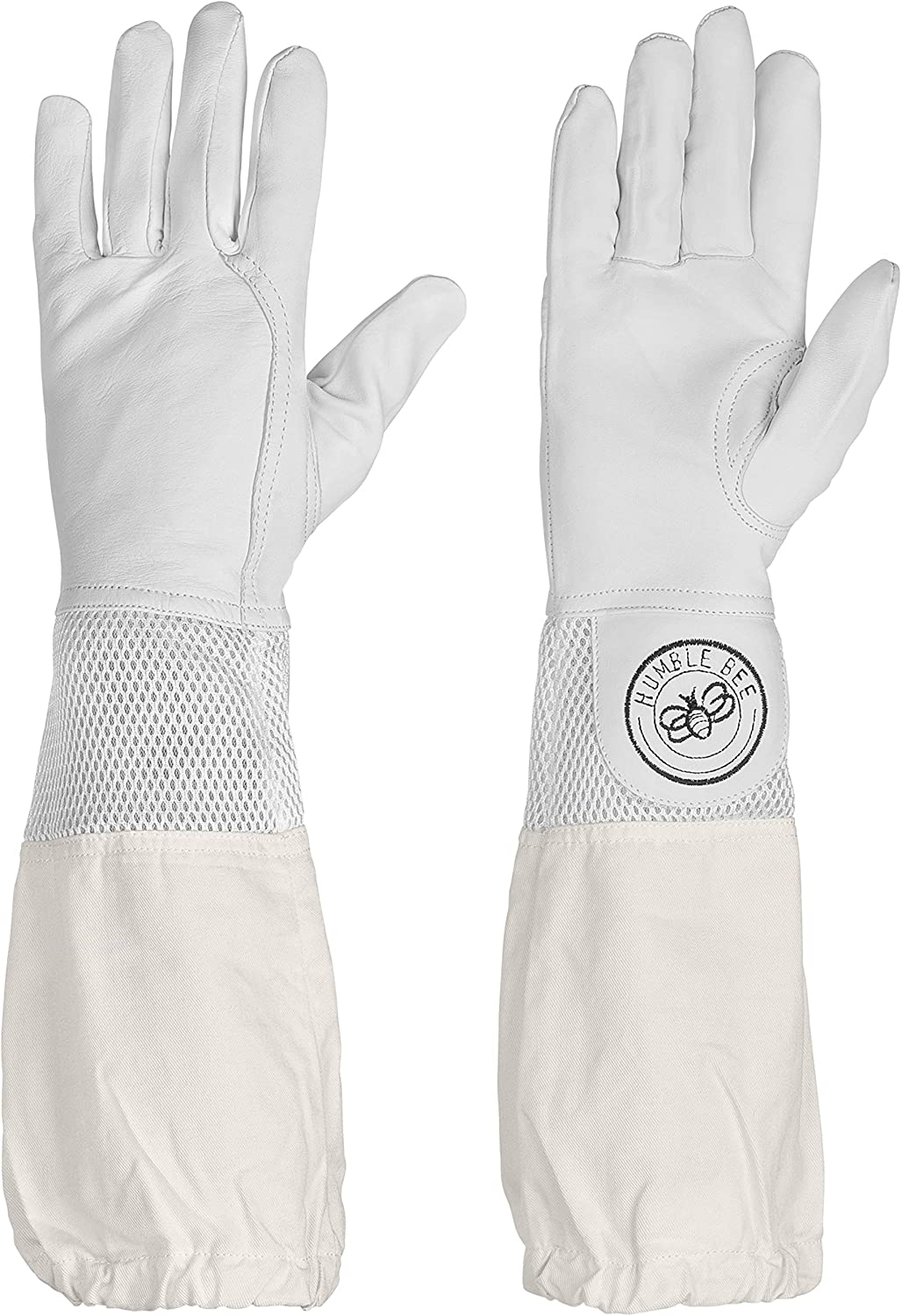Humble Bee 112 Goatskin Beekeeping Gloves with Ventilated Cuffs
