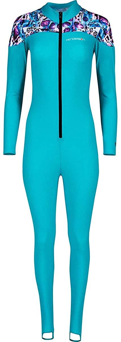 Henderson Hot Skins Lycra Shoulder Print Jumpsuit
