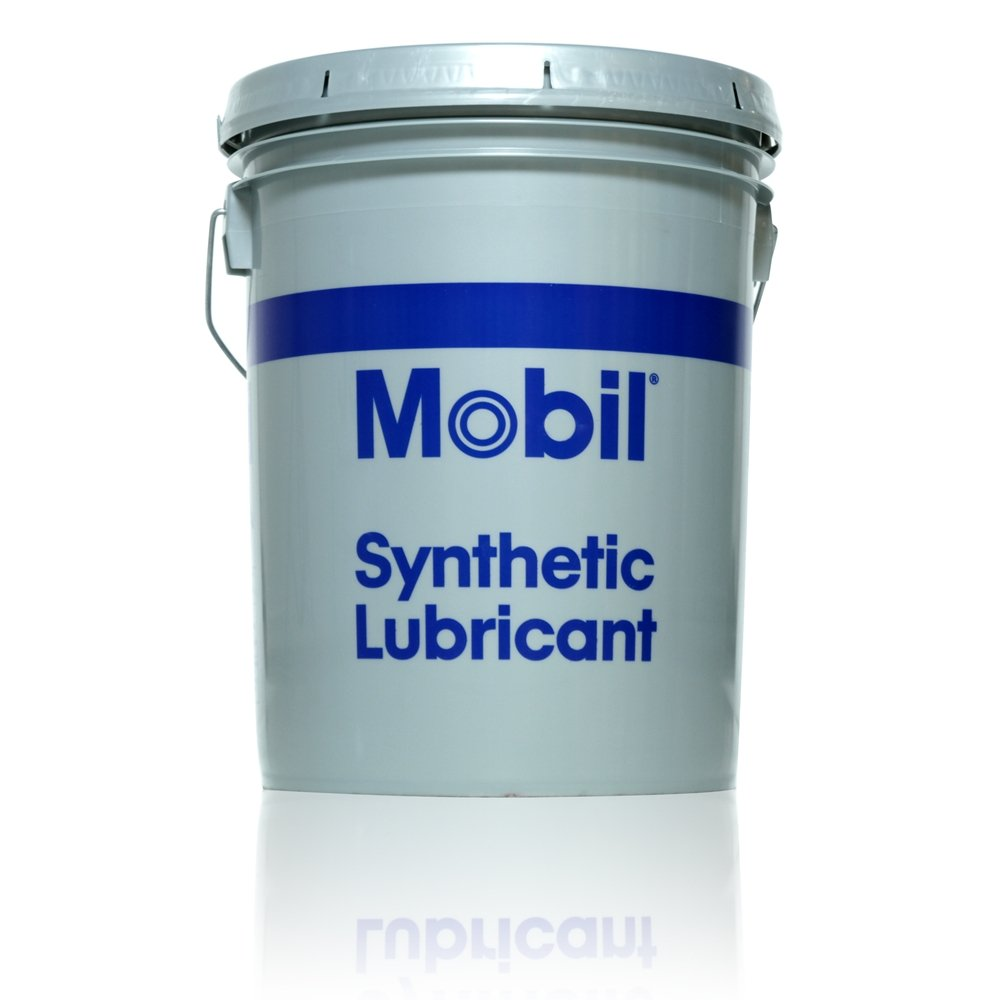 MOBIL SHC 624 Synthetic Gear & Bearing Oil - 5 gal. pail