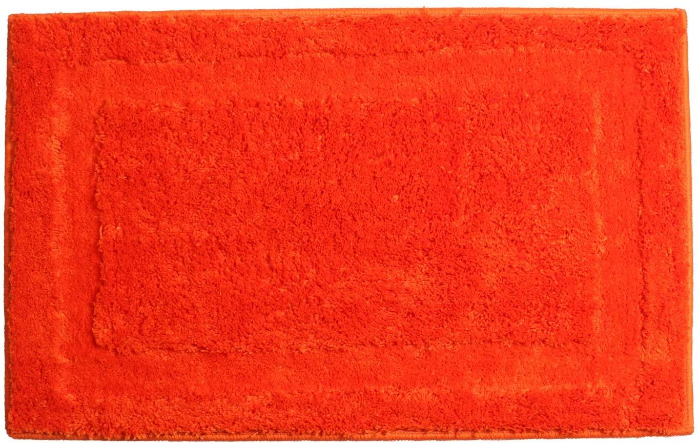 SHACOS Microfiber Bath Rug Bathroom Rug Bath Mat Bathtub Rug Bathroom Floor Mat Non Slip Soft Wahsable (20