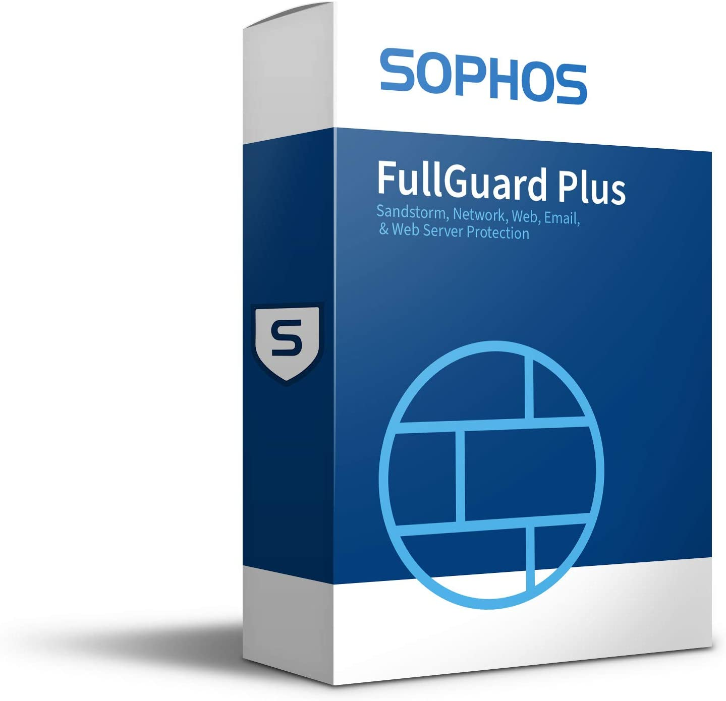 Sophos XG 106 FullGuard Plus with Enhanced Support 1YR Subscription License (XF1Z1CSES)