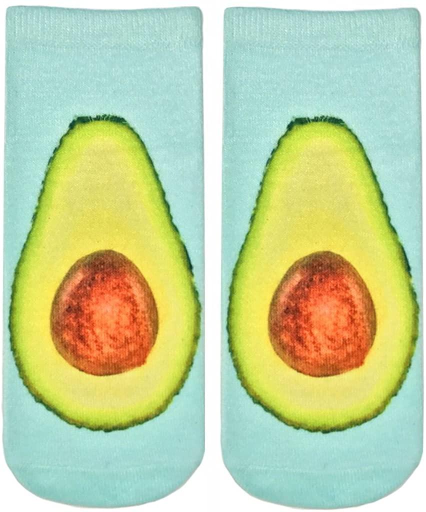 Living Royal - Avocado Ankle Socks