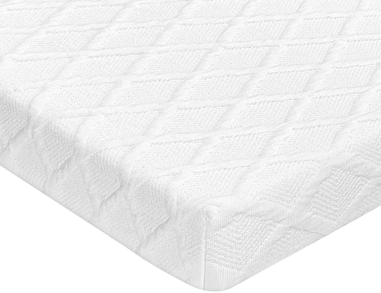 Furgle 3 Inch Mattress Topper King Size Bed Topper Memory Foam Mattress Pad (80X76)