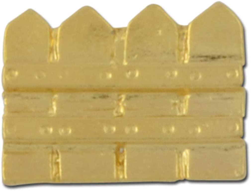 StockPins Fence Lapel Pin