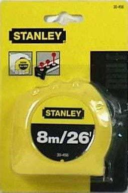 Rule Tape 26ft/8m Stanley Cm