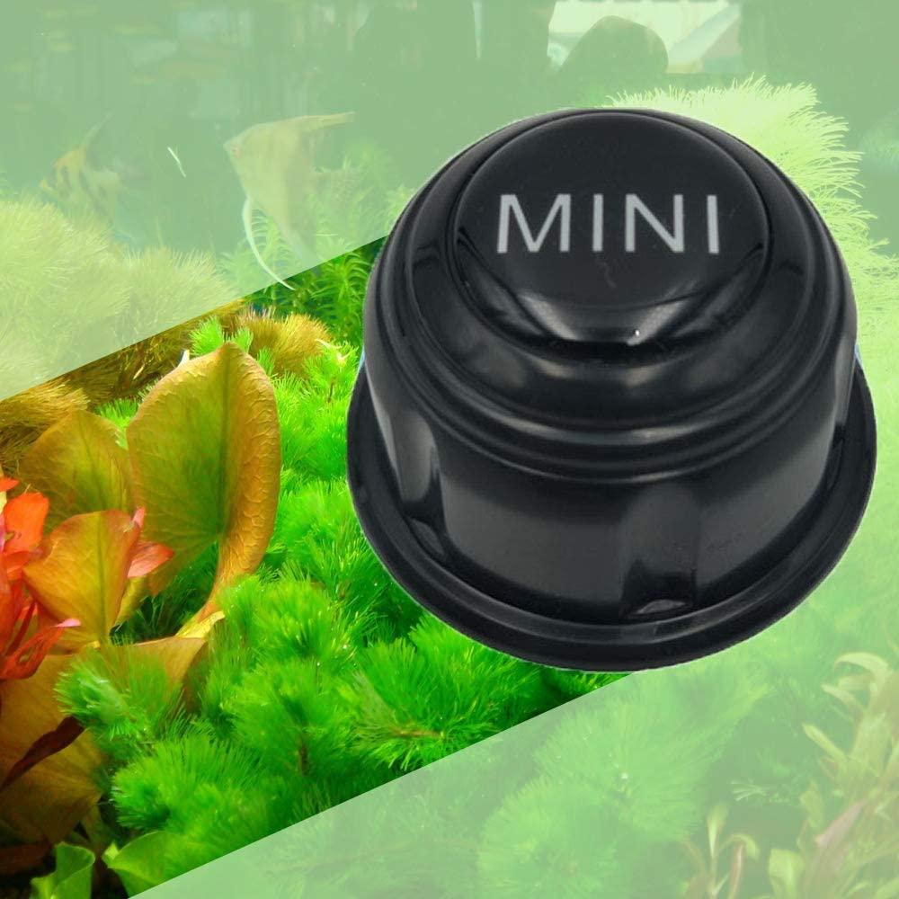 Lefunpets Mini Algae Scrapers Aquarium Fish Tank Brush Glass Cleaning Tools Magnetic Cleaner for Small Fish Tank