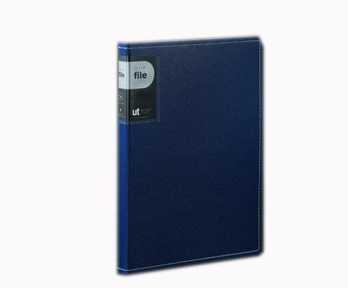 Folder Paper Clip Folder Office Supplies, Black