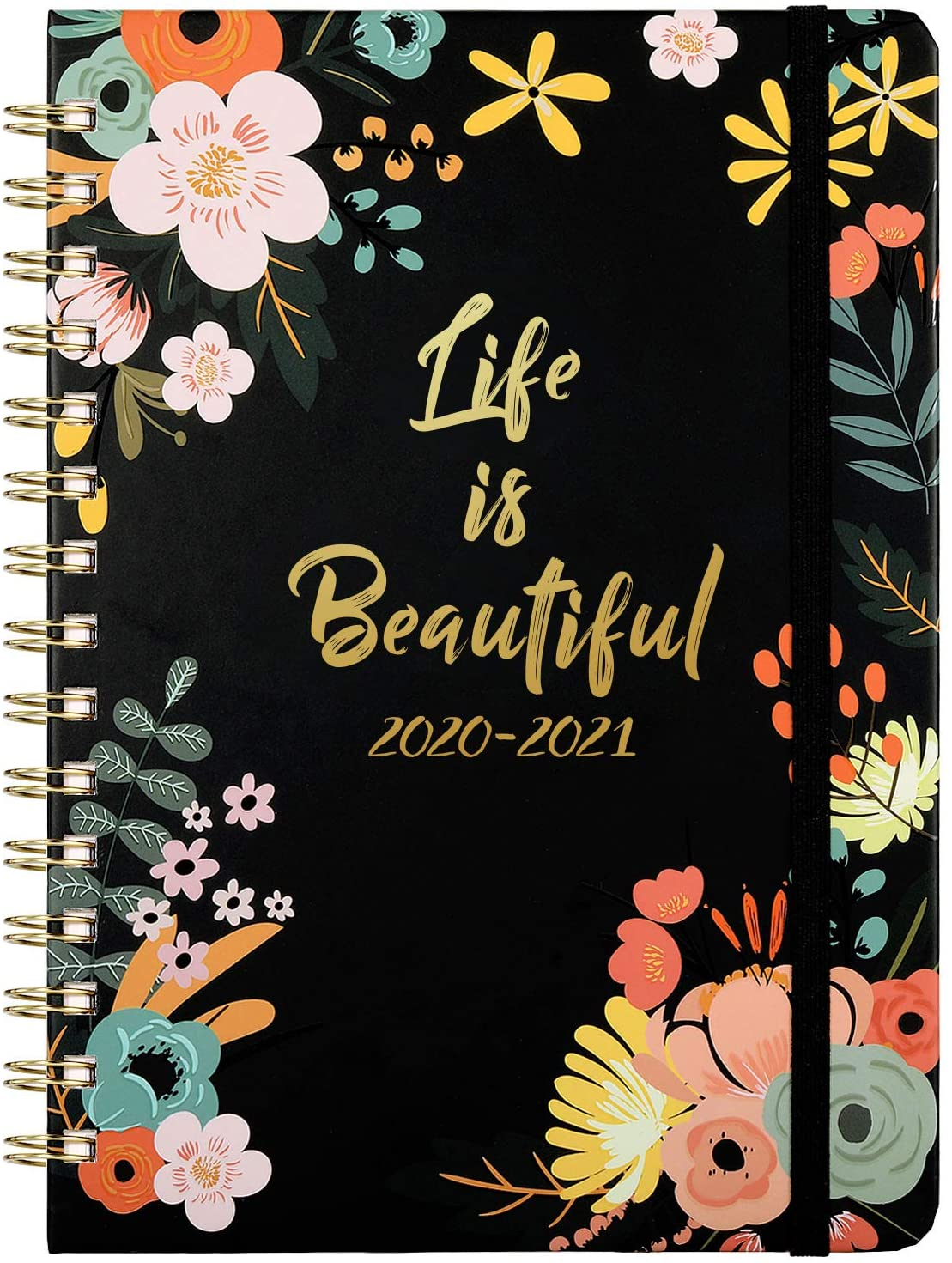 2020-2021 Planner - Academic Weekly & Monthly Planner with to Do List, 8.4