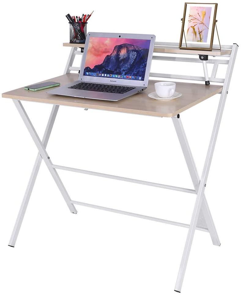 Foldable Writing Computer Desk, 32