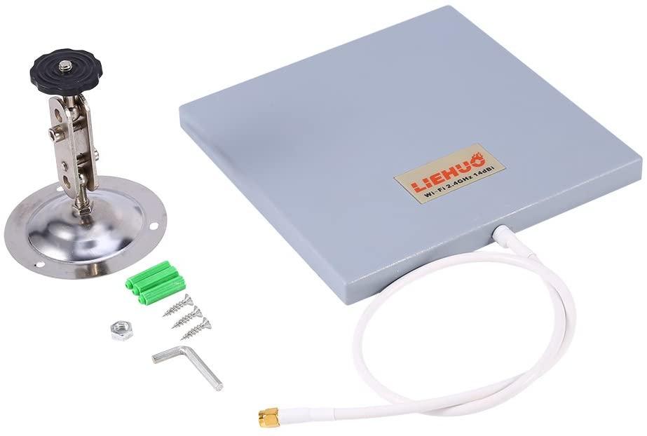 14dbi 2.4Ghz Long Range Antenna Panel High Gain WiFi WLAN Extender Direction