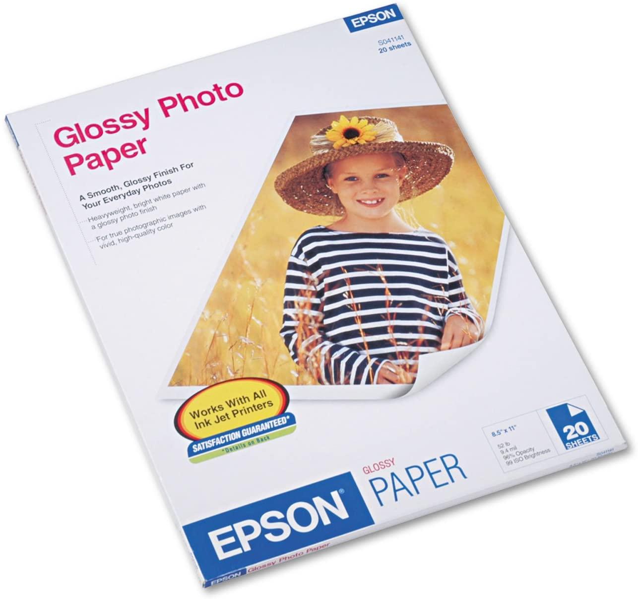 EPSS041141 - Glossy Photo Paper