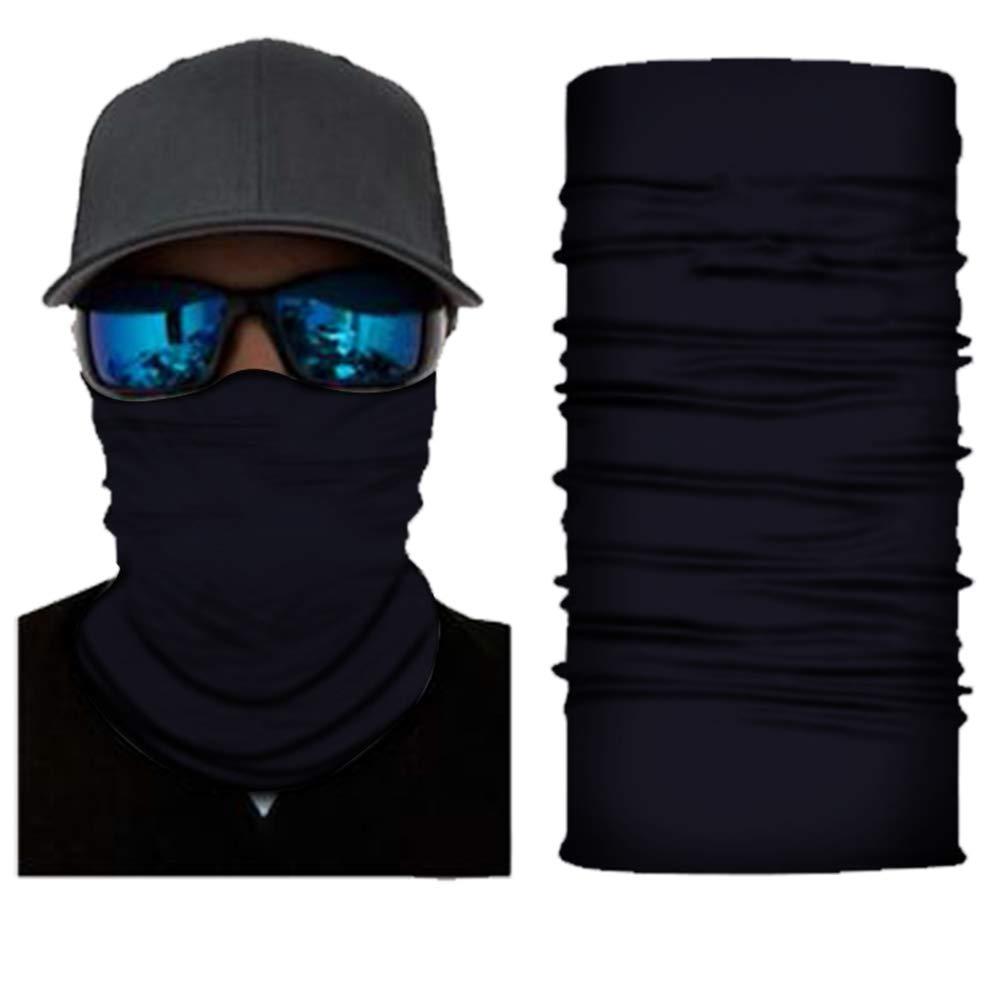 Pack Magic Tube, Bandana Headwear,Face Mask Bandanas, Neck Gaiter, Headwear, Magic Scarf, Headband for dust Sun Wind,Seamless Headband (L187)