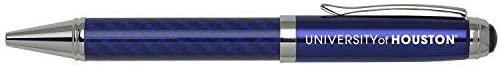 Carbon Fiber Ballpoint Twist Pen - University of Houston