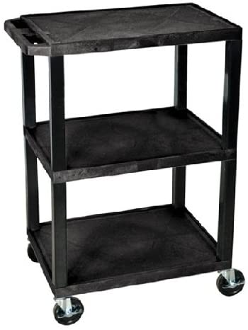 Tuffy Utility Cart - Three Shelves