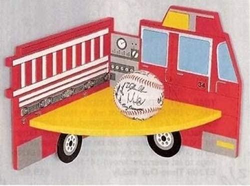 Mail Order Direct Fire Engine Hanging Corner Shelf for Kids