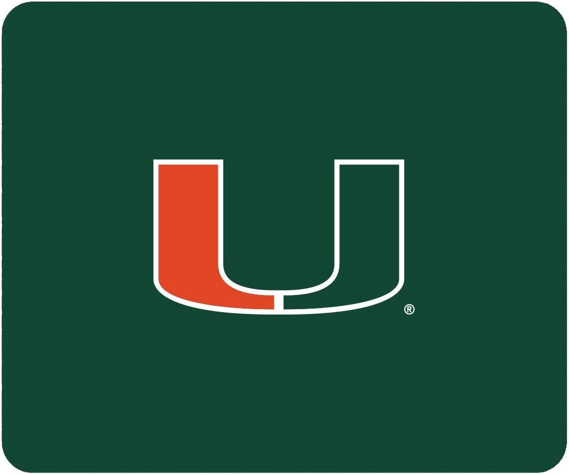University of Miami Mousepad, Classic