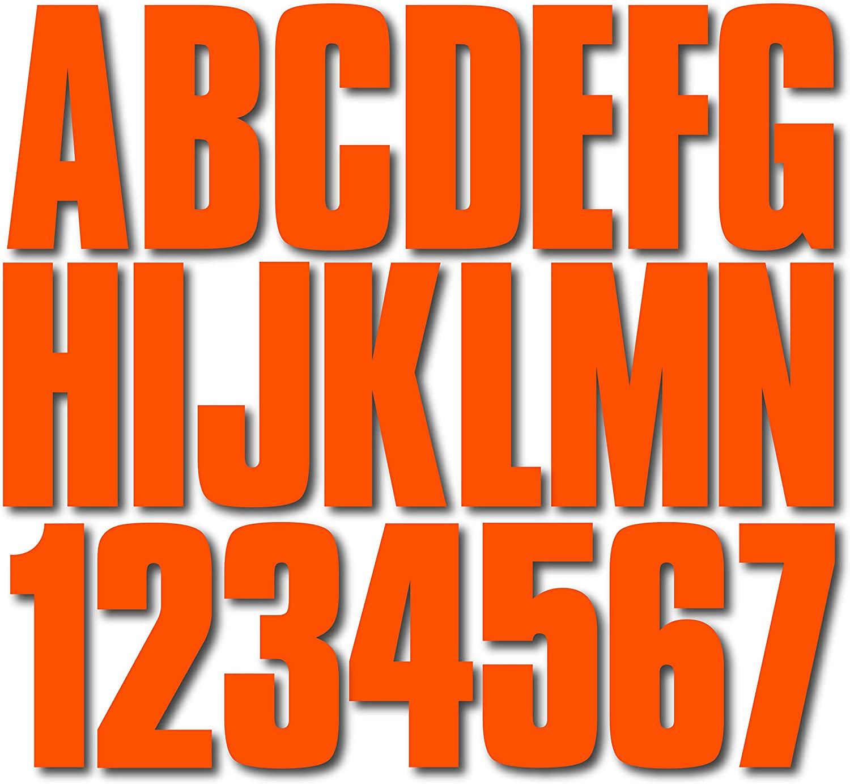 Stiffie Uniline Orange 3