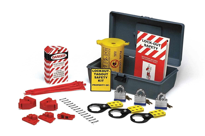 Brady Economy Electrical Lockout Toolbox Kit - 45618