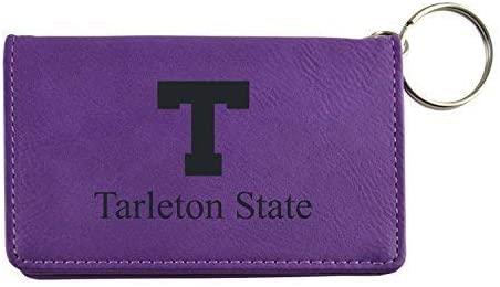 LXG, Inc. Velour ID Holder-Tarleton State University-Purple