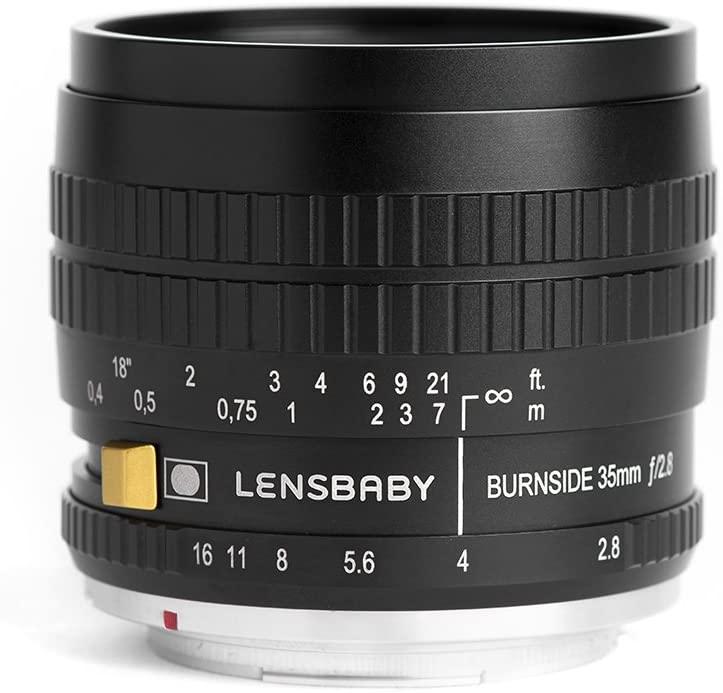 Lensbaby Burnside 35 for Sony E
