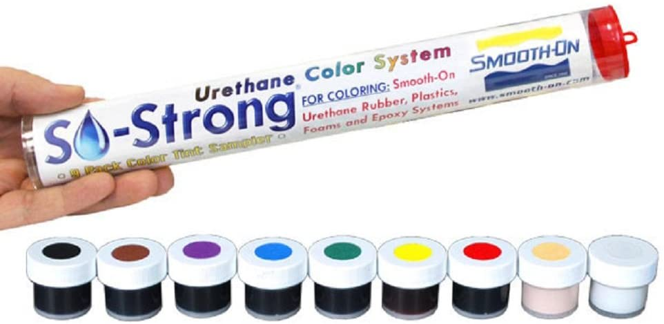 Smooth-On So Strong Colorant Set of 9