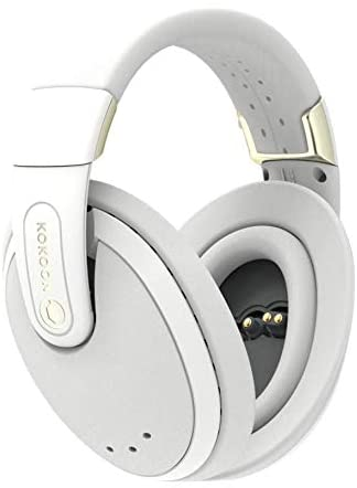Kokoon - Sleep Headphones - Over-Ear Headphone with Flexmould Pads - App for Relaxation and Sleep Aiding - Wireless Bluetooth - Perfect for Travel, Meditation & Sleeping - SoundProof - Grey