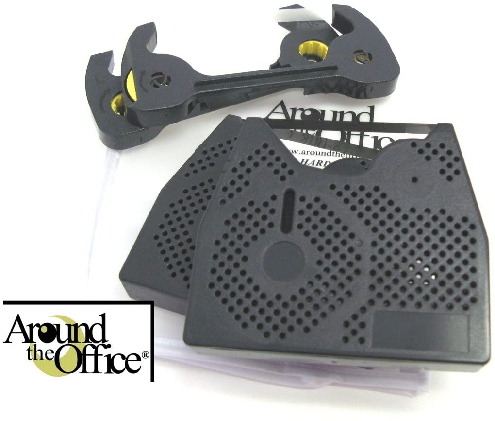 Around The Office Compatible Smith Corona Typewriter Ribbon & Correction Tape for DLD 400.This Package Includes 2 Typewriter Ribbons and 2 Lift Off Tapes