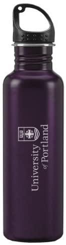 LXG, Inc. University of Portland - 24-Ounce Sport Water Bottle - Purple