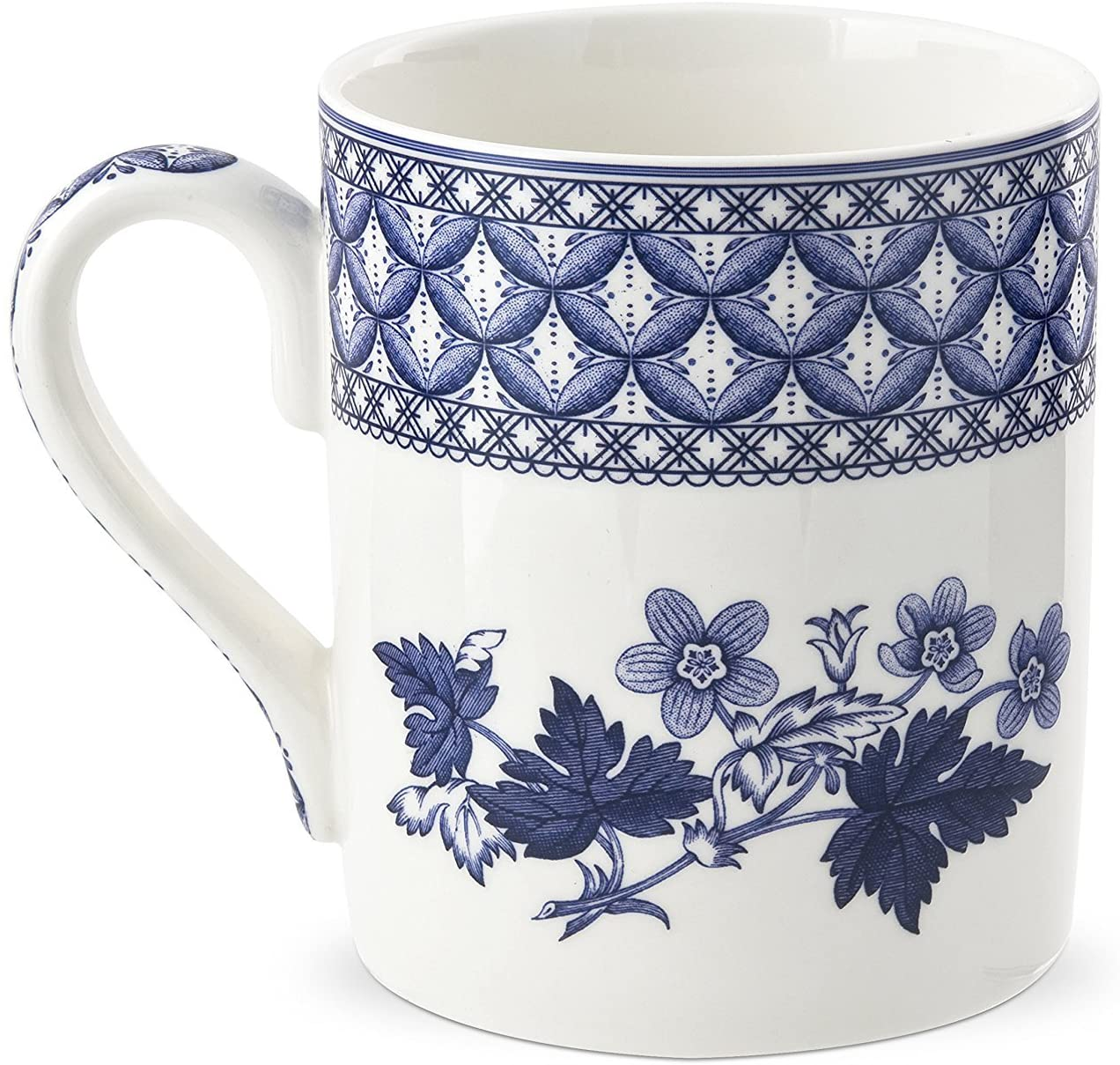 Blue Room 16 oz. Geranium Mug