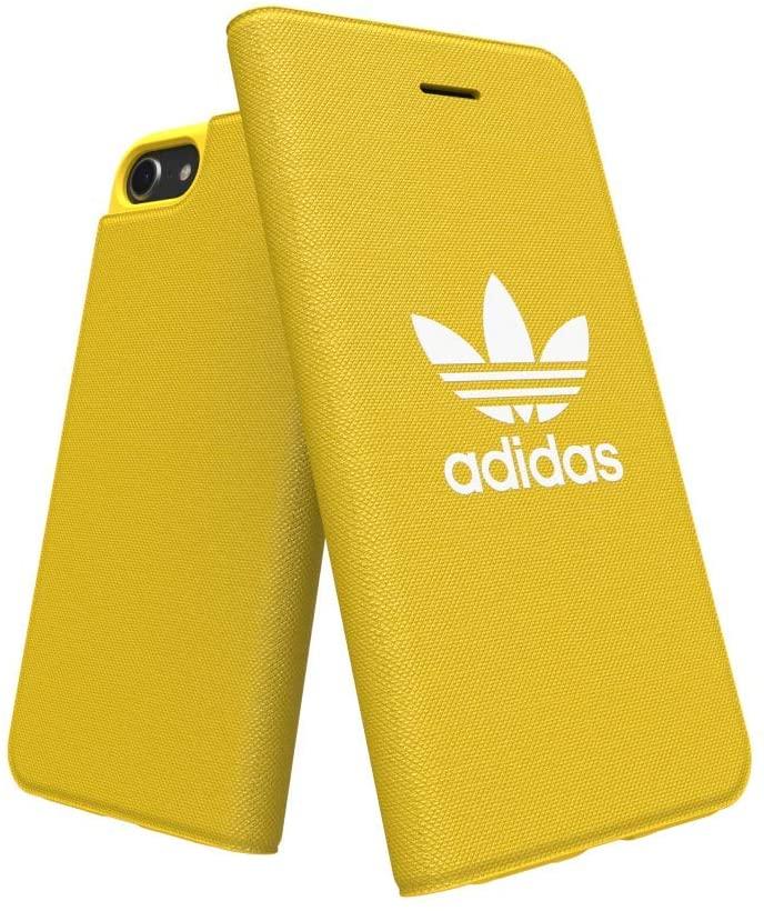 adidas Originals Yellow Adicolor Booklet Case for iPhone 8/7/6S/6