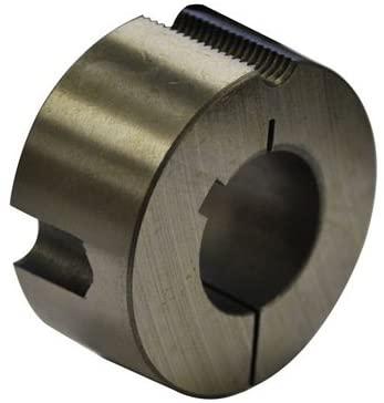 Tsubaki (UST) 1610 1-5/8 - Taper-Lock Bushing - 1610 Series, 1.6250 in Bore, 3/8 x 3/16 in Keyway