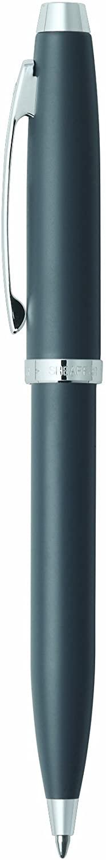 Sheaffer 100 Matte Gray / Nickel Trim Ballpoint SH-9319-2