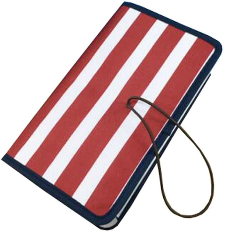 Expanding File Folder, 8 Pockets, A5 Size, for Office/Business/Study - A2