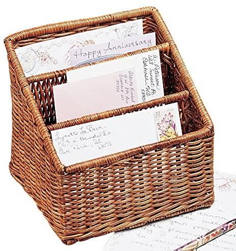 Letter Holder Basket