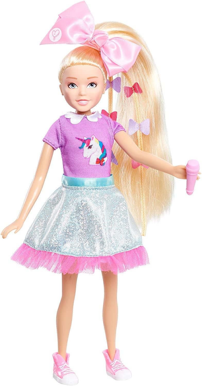 Nickelodeon Jojo Siwa Singing Doll 'Kid in a Candy Store