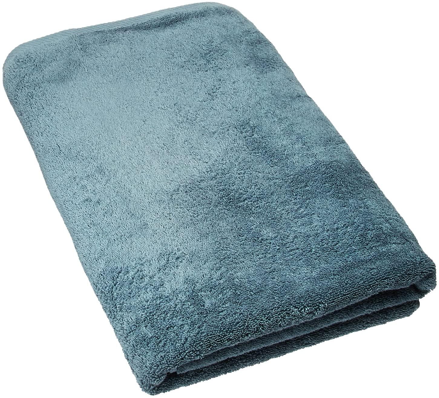Turkuoise Premium Quality Bath Sheet, Extra Large, 100% Turkish Cotton