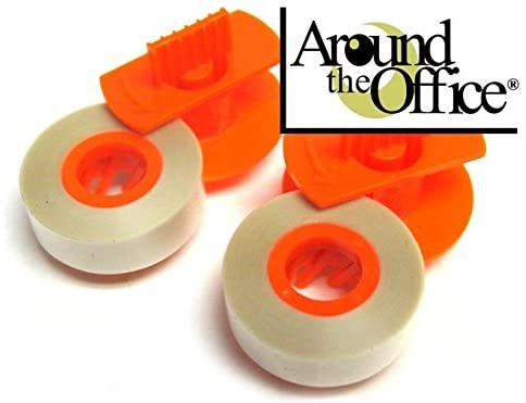 Nakajima Typewriter Model AE-440 Lift Off Correction Tape (package of 2) #LO-573 by Around The Office