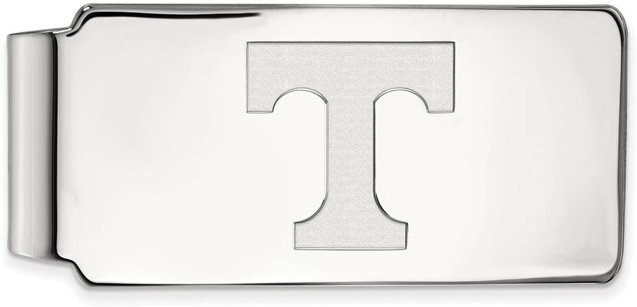 Tennessee Money Clip (Sterling Silver)