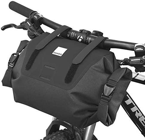 Sahoo 122051 Fully Waterproof Bike Front Frame Bag Top Tube Storage Pannier