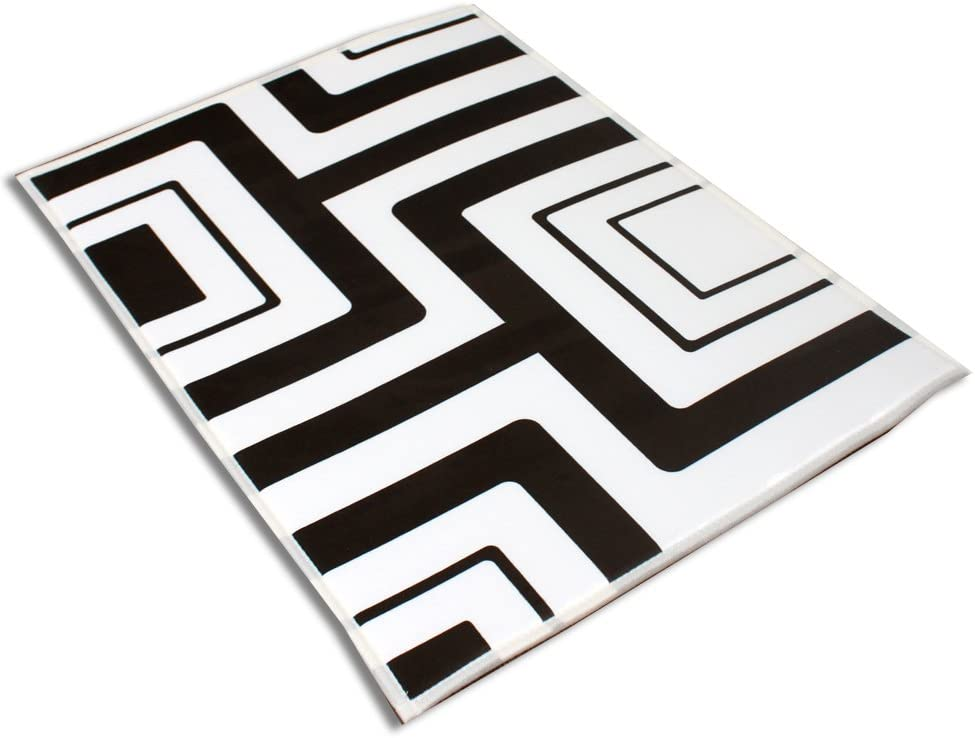 Lucifer Area Rug, Kitchen Mat, Door & Bath Rug , Decorative, Stylish Designs (27x19)