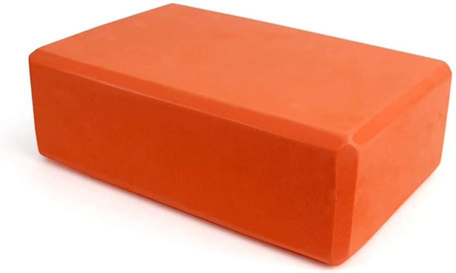 ROSE IN THE BOX Yoga Block Foam EVA High Density Non-Slip Pilates