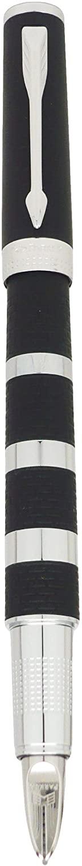 Parker Ingenuity Black Rubber Pen (S0973080)