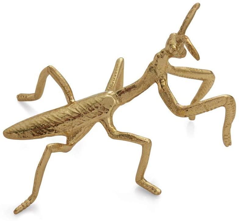 Michael Aram Rainforest Mantis Figurine