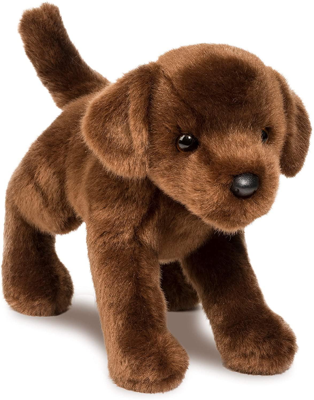 Douglas C.C. Bean Chocolate Lab Plush Stuffed Animal